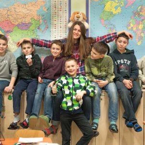 Kinderheim Pokrova – Ukraine
