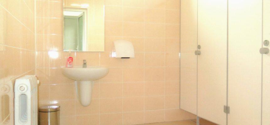 Neue Toiletten für Schule in Moldawien