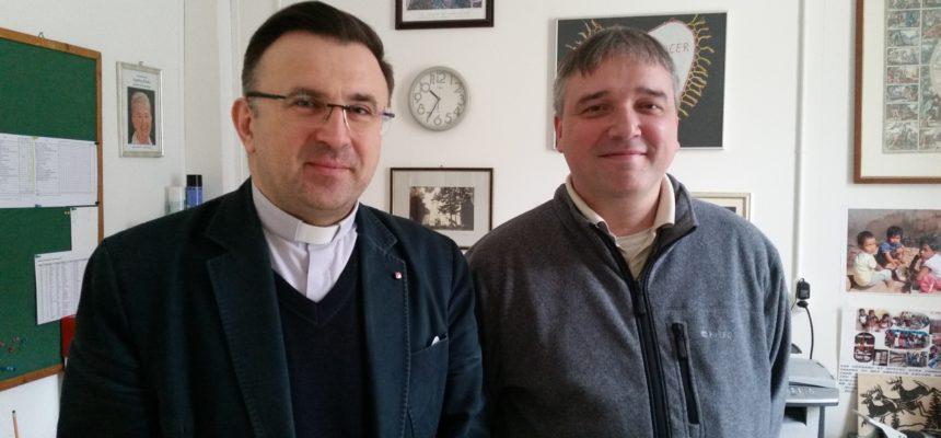 Besuch aus Lviv/Ukraine