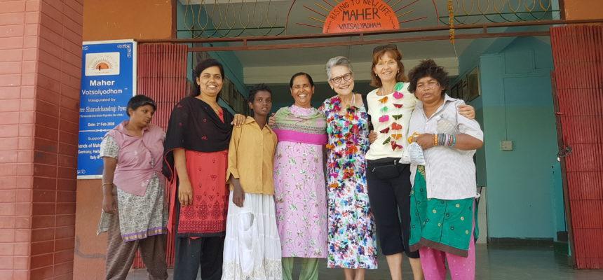 Projektreise nach Indien
