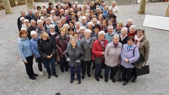 182 Aktivmitglieder helfen im Hilfswerk Liechtenstein mit!