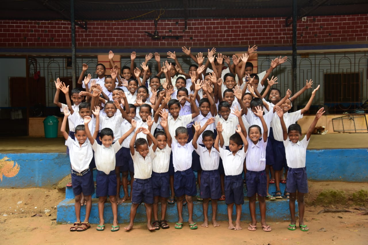 Strassenkinder Odisha