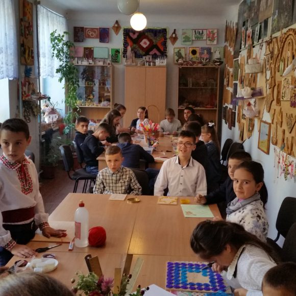 Tageskinderheime Gangura und Copaceni, Moldawien