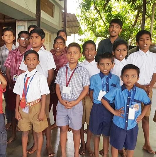Ein Zuhause für Strassenkinder in Mumbai