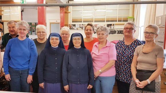 Besuch von Schwester Celestina und Schwester Sebastiana aus Peru