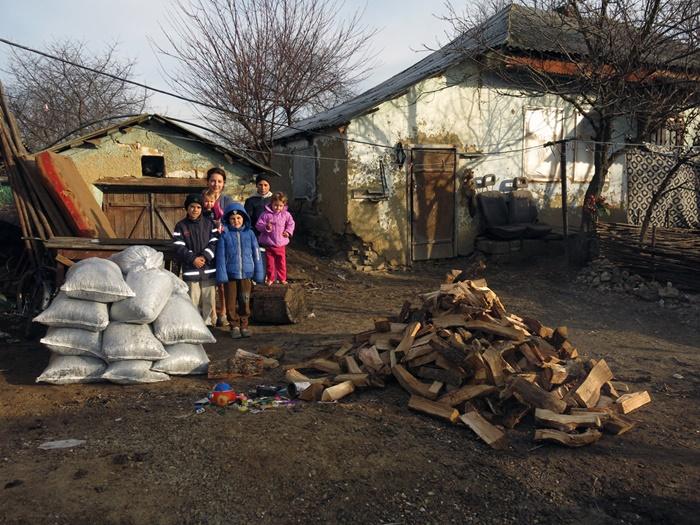 Brennholz für Moldawien