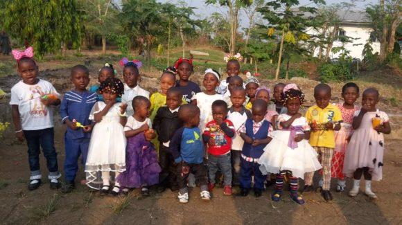 Waisenhaus Hotpec in Kamerun
