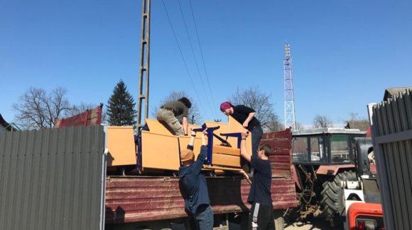 Friends of Larguta – zweiter Transport geht nach Rumänien
