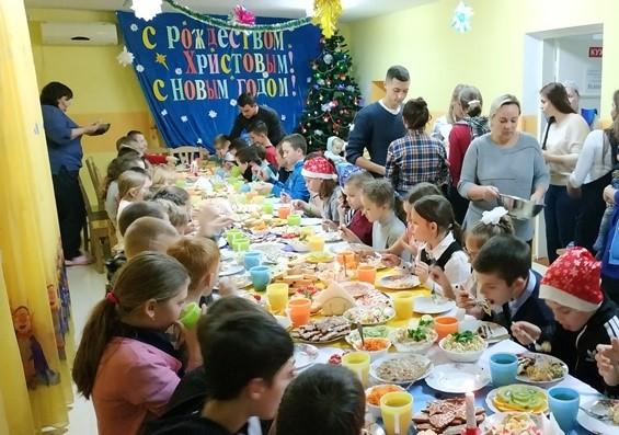Kinderzentrum Pietruszka Transnistrien