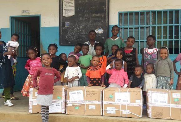 Waisenhaus Hotpec in Kamerun, Afrika