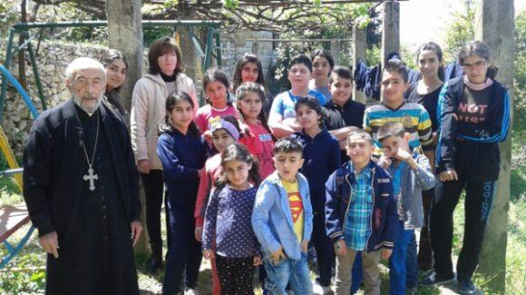 Unterstützung für Kinderheim und Suppenküche in Beirut