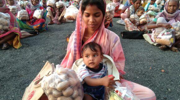 Hilfe für Strassenkinder in Mumbai