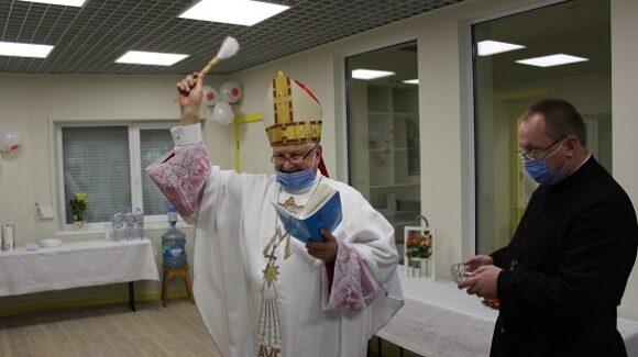Unterstützung für ein medizinisches Diagnosezentrum in Kiew, Ukraine