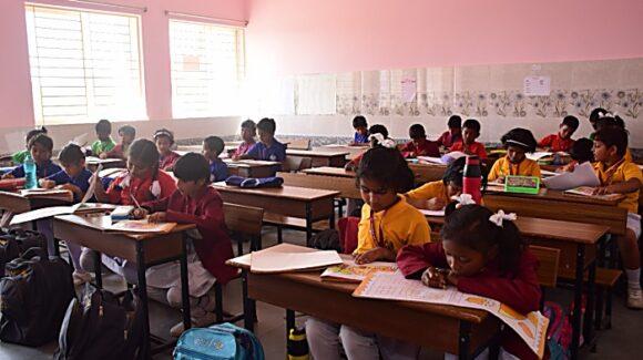 Unterstützung für Schulkinder in Bamra, Odisha, Indien
