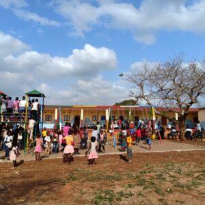 Kindergärten in Süd-Mosambik, Afrika